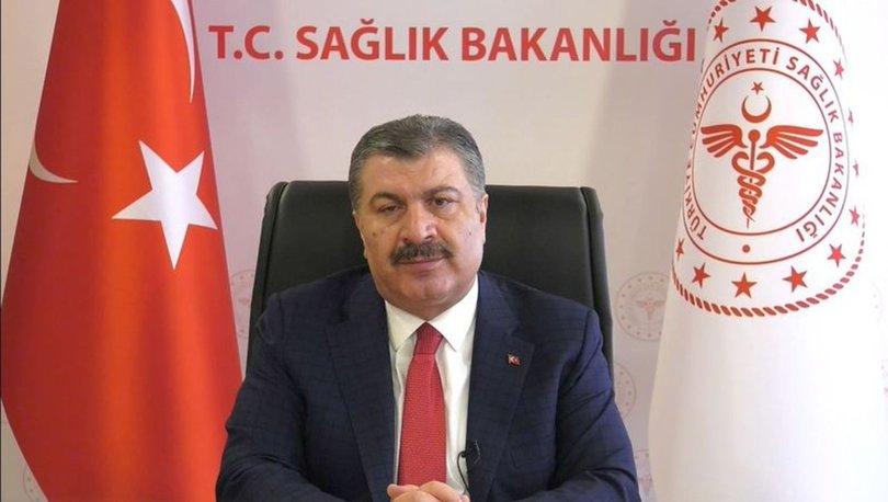 Sağlık Bakanı Fahrettin Koca 5 ilin sağlık müdürü ile görüştü