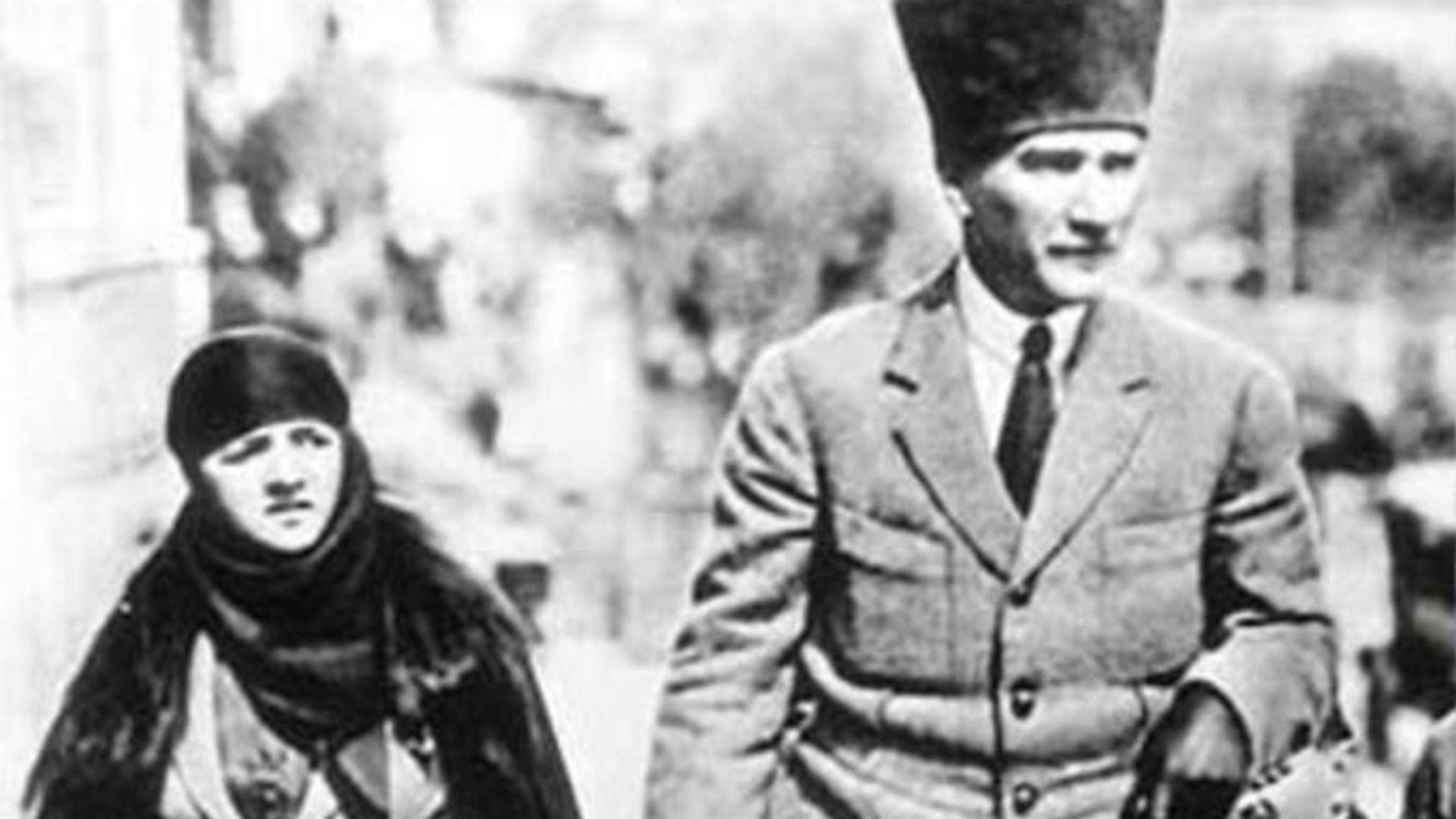 Mustafa Kemal Paşa ile Lâtife Hanım'ın boşanmalarının belgeli öyküsü