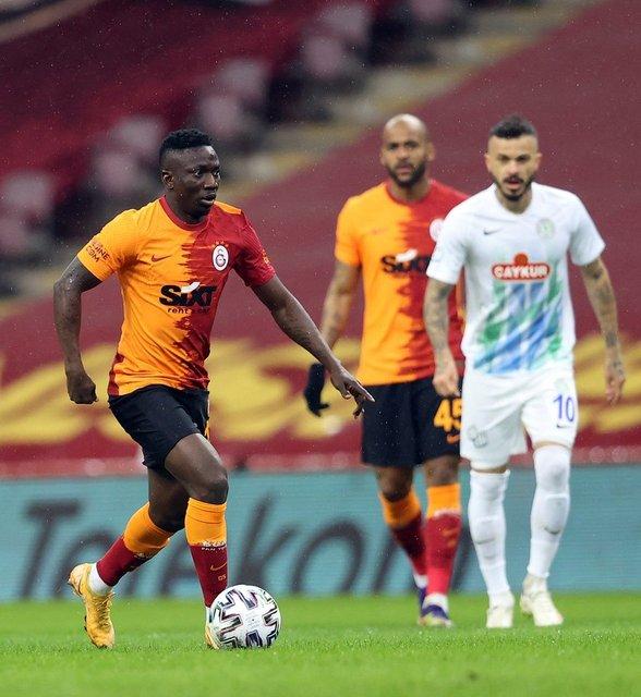 SON DAKİKA! Galatasaray Çaykur Rizespor maçında kabus yaşadı - GS haberleri