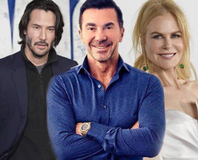 İlker İnanoğlu: Keanu Reeves ve Nicole Kidman ile aynı sınıftaydım - Magazin haberleri