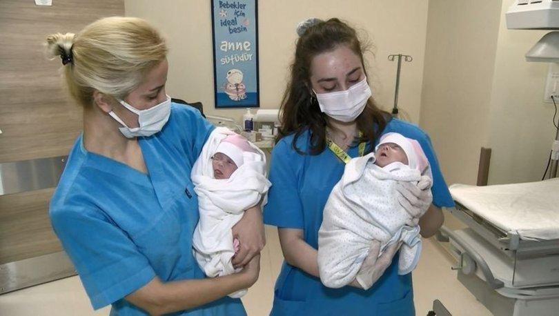 Mucize ikizler! Koronavirüsle erken doğdular, 2 ay sonra annelerine kavuştular