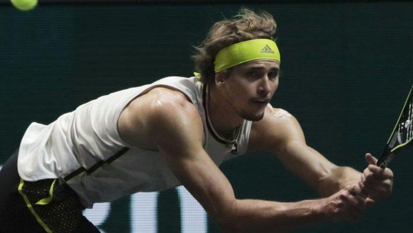 Alexander Zverev finalde