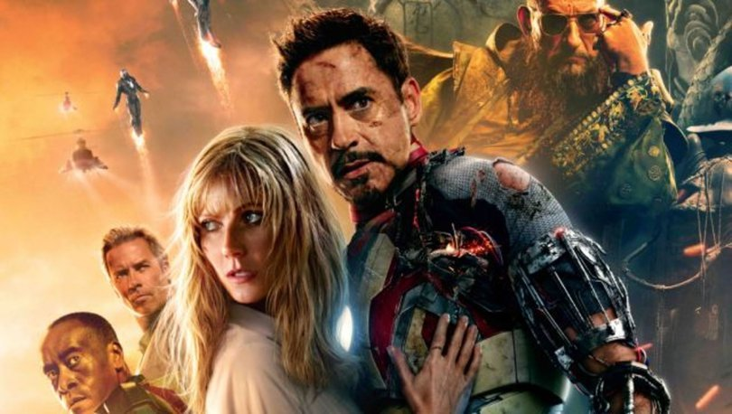 Iron Man 3 filmi oyuncuları kim? Iron Man 3 filmi konusu ne?