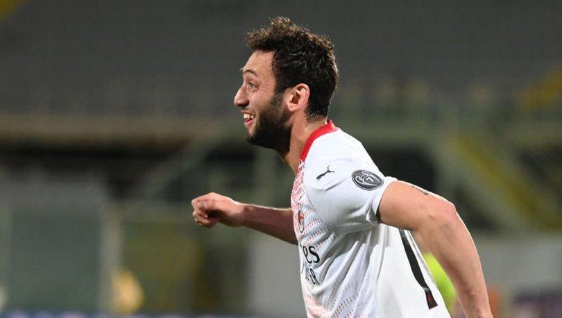 Fiorentina: 2 - Milan: 3 MAÇ SONUCU