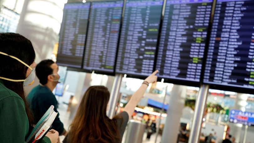 Şubat'ta yabancı ziyaretçi sayısı düştü - haberler