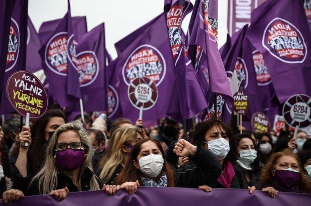 İstanbul Sözleşmesi kararı Danıştay'da