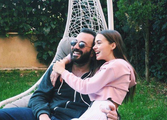 SON DAKİKA: Hakan Baş'tan Bensu Soral'a romantik kutlama - Magazin haberleri