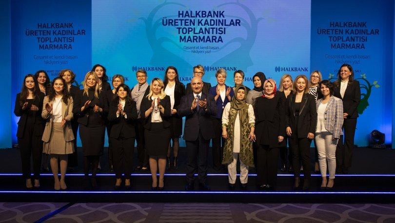 Halkbank'tan kadın girişimciler için özel birim