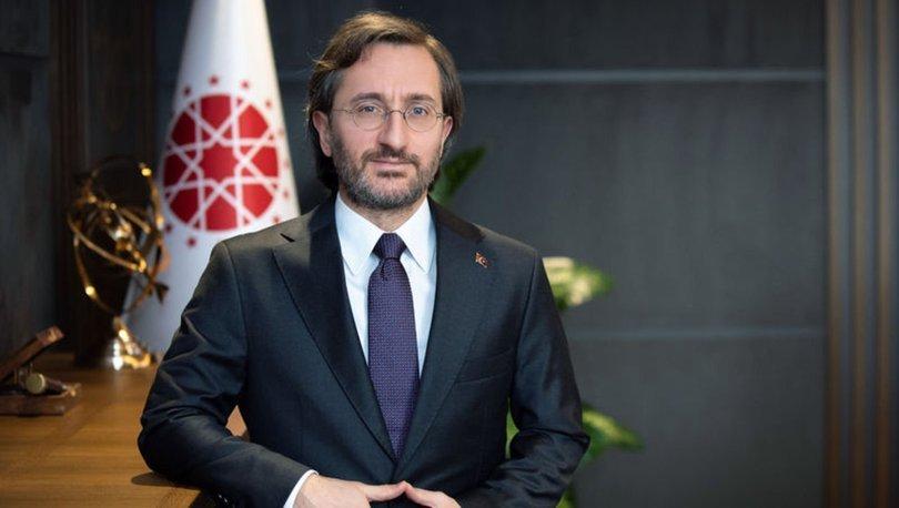 İletişim Başkanı Altun'dan İYİ Partili Türkkan'a yanıt
