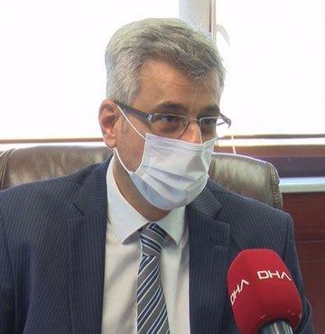 İstanbul İl Sağlık Müdürü Prof. Dr. Kemal Memişoğlu,