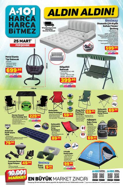 A101 BİM aktüel ürünler kataloğu! A101 BİM 25-26 Mart aktüel ürünleri! Tüm liste burada