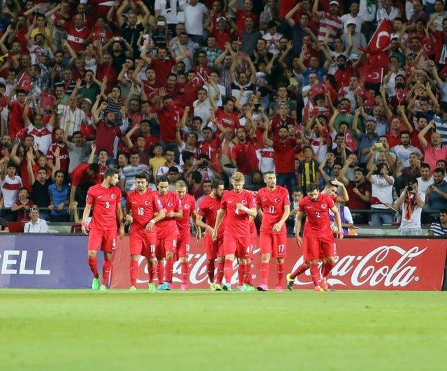 Milli Takım'ın Hollanda maçı muhtemel 11'i (Türkiye Hollanda maçı)
