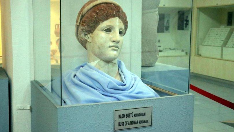 50 yıldır sergileniyordu, Artemis'e kime ait çıktı! - Haberler