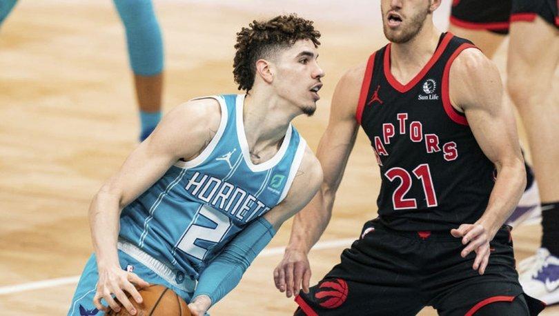 Charlotte Hornets'ta LaMelo Ball ameliyat edildi