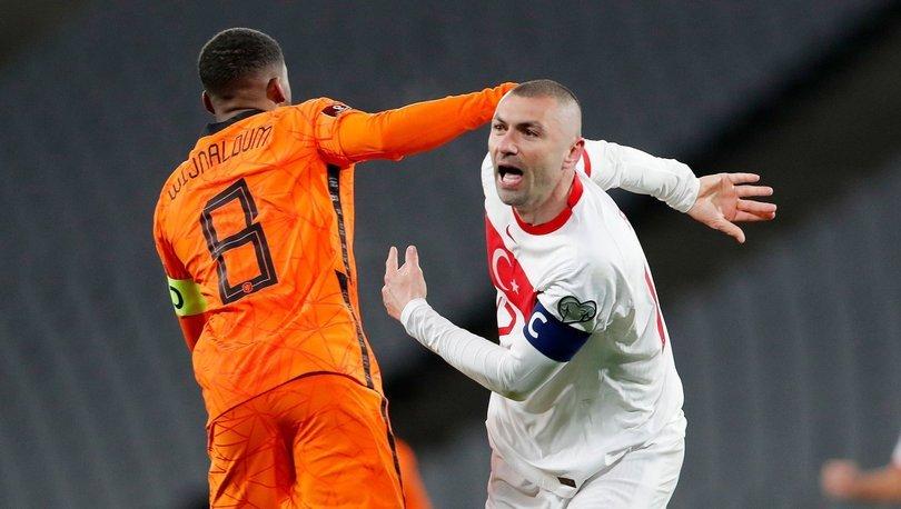 Türkiye Hollanda maçı TRT 1 CANLI İZLE! Milli maç canlı izle - Milli maç hangi kanalda? İlk 11'ler ve kadrolar