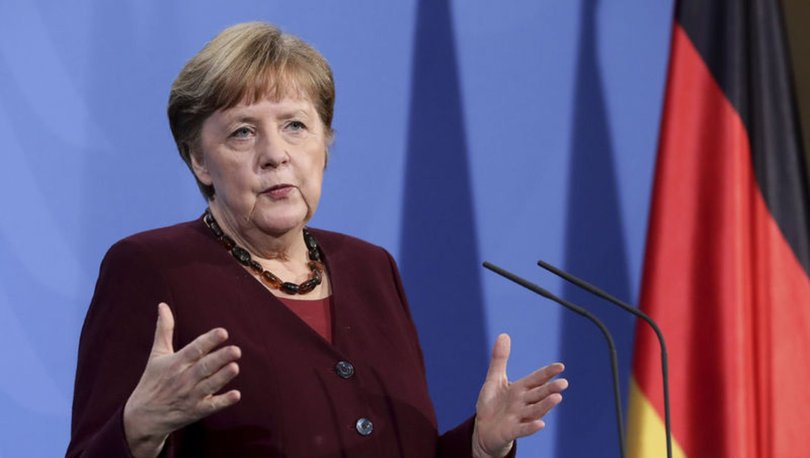 SON DAKİKA HABERLERİ! Almanya Başbakanı Angela Merkel: Benim hatam, beni affedin