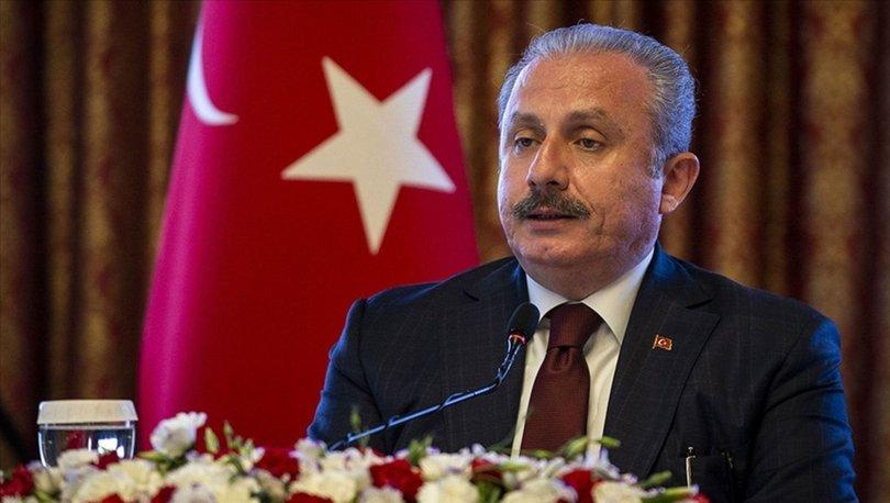 SON DAKİKA! TBMM Başkanı Mustafa Şentop Habertürk TV'de soruları yanıtladı