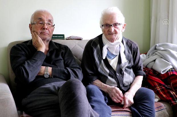 Yaşlı çift şoke oldu!