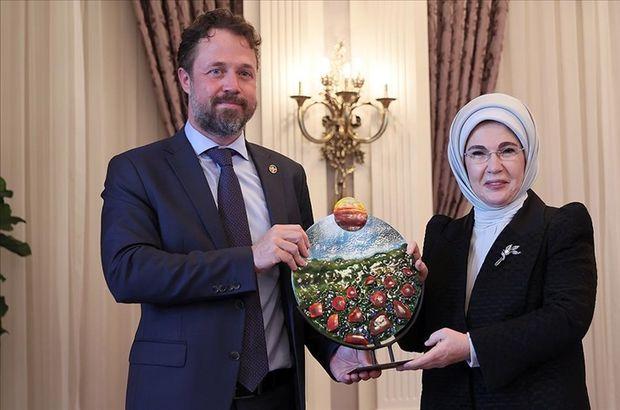 Emine Erdoğan, BM'nin ödülüne layık görüldü