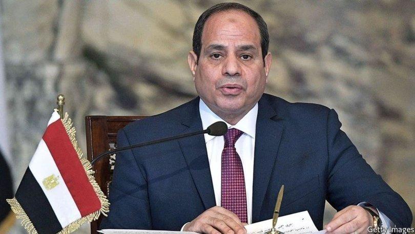 Mısır Cumhurbaşkanı Sisi: Dış müdahaleler sonlanmalı! Son dakika haberleri