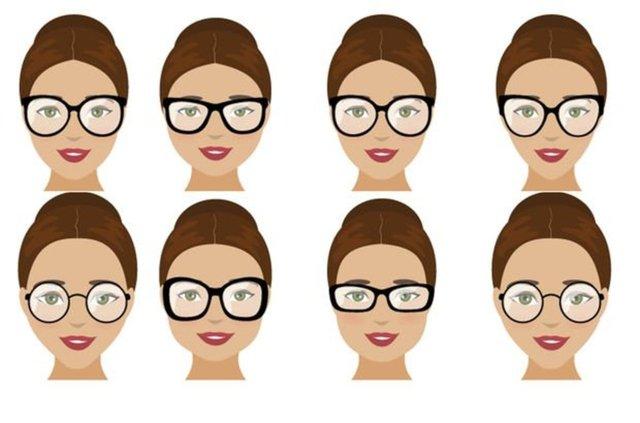 Yüz şekline göre gözlük seçimi nasıl olmalı?