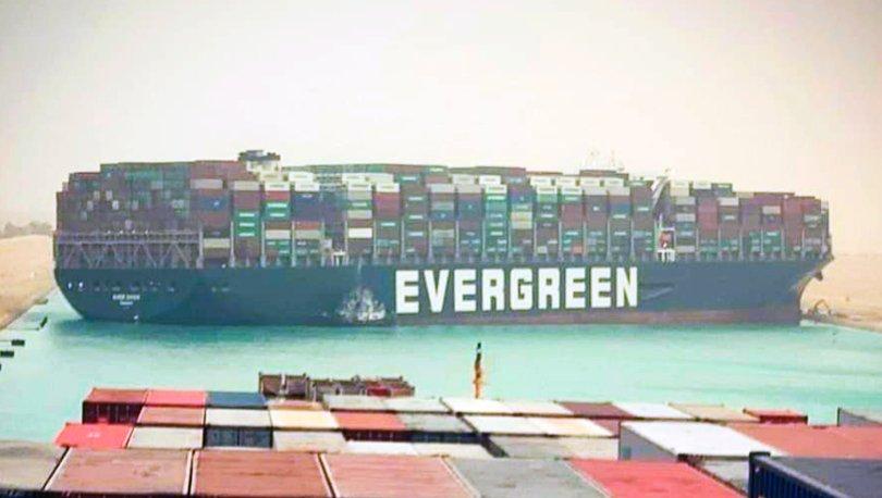 SON DAKİKA: Süveyş Kanalı: Dev gemi Ever Given'ı kurtarma operasyonu nasıl yapılıyor? - Haberler