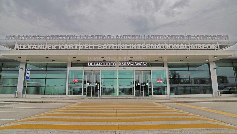 TAV Batum'daki yeni terminali hizmete açtı