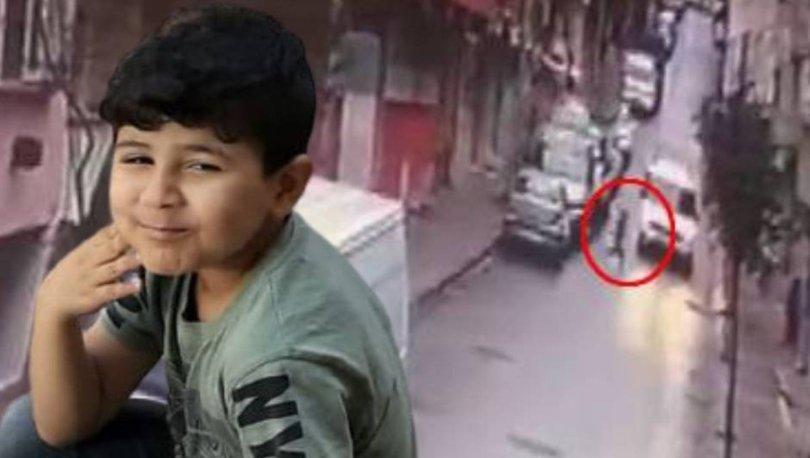 DEHŞET ANI! Son dakika: 7 yaşındaki çocuğun korkunç kazaya kurban gitti