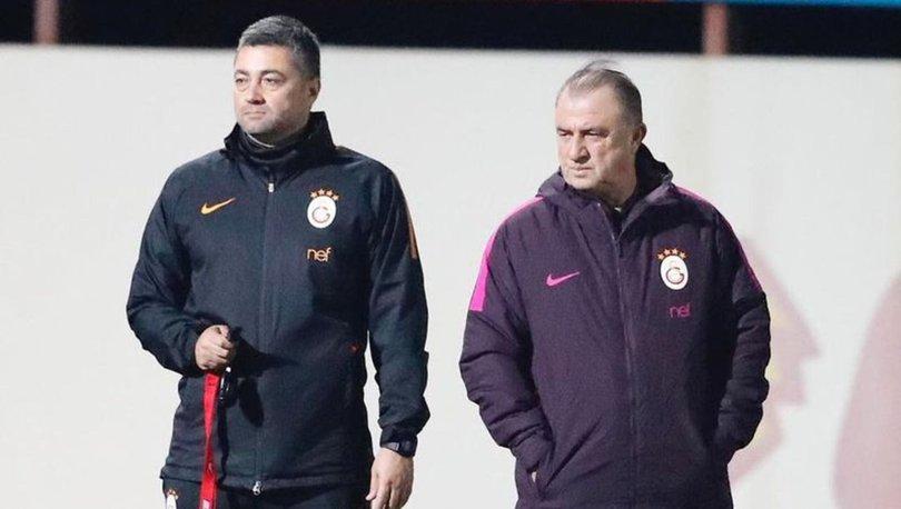 Galatasaray'ın kritik ve zorlu maçlarında gözler Levent Şahin'de