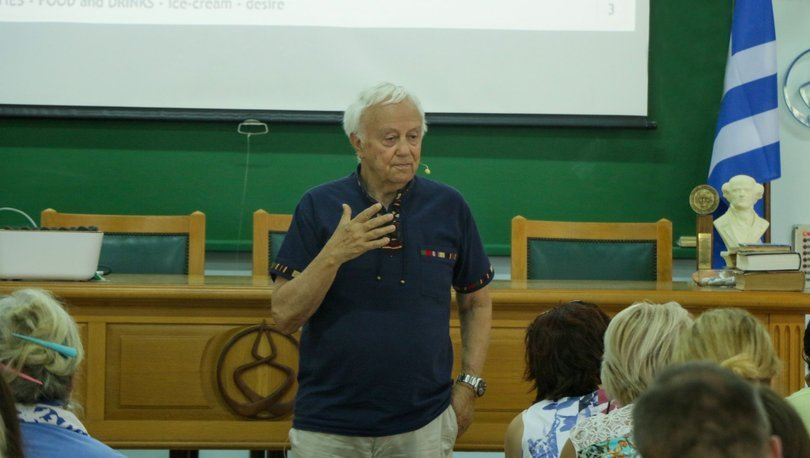 Alternatif Nobel ödüllü Profesör George Vithoulkas'tan yeni kitap