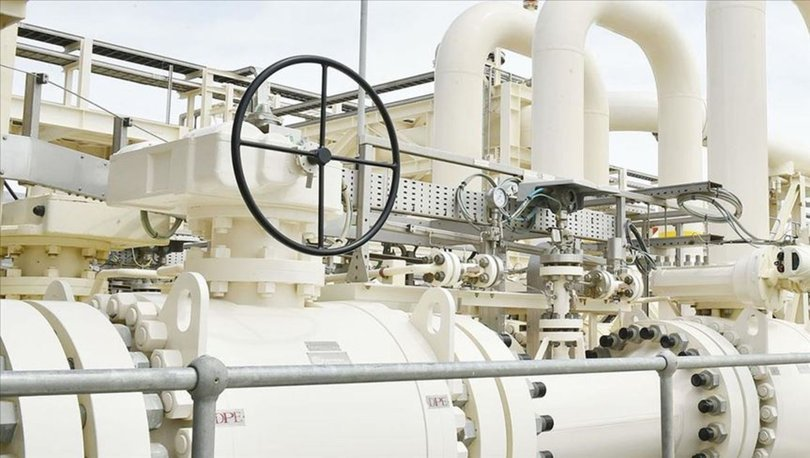 Türkiye'nin doğalgaz tüketimi ocakta yüzde 2,8 düştü