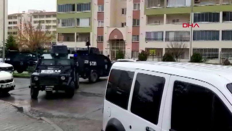 REHİNE... Son dakika: Diyarbakır'da film gibi operasyon! Yaralılar var