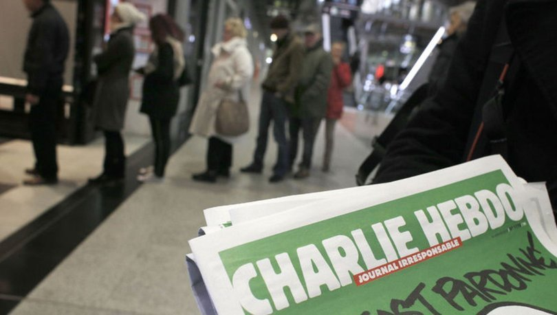 Son dakika haberi Charlie Hebdo davası! 4 kişi için iddianame