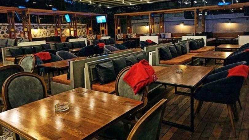 Hafta sonu kafeler açık mı? Cumartesi Pazar yasak var mı, (27-28 Mart) kafeler ve restoranlar açık mı?