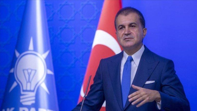 AK Parti Sözcüsü Çelik'ten Güney Kıbrıs'taki saldırıya kınama