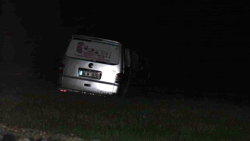 Adıyaman'ın Kahta ilçesinde trafik kazası: 1 Ölü, 4 yaralı