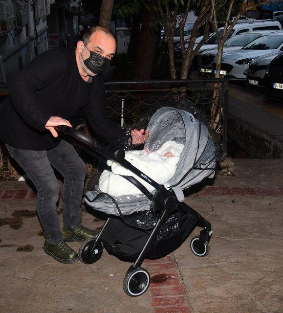 Ayhan Taş: Babalık böyle bir şey - Magazin haberleri