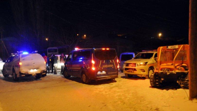 Karaman'da karda mahsur kaldıktan sonra kaybolan genç, 3'üncü günde de bulunmadı