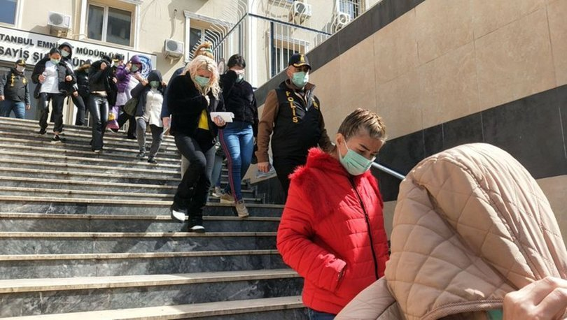 BASKIN! Son dakika: İstanbul'da fuhuşa zorlanan 26 kadın kurtarıldı!