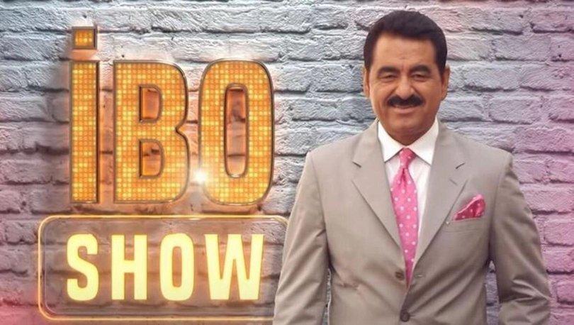 İBO SHOW bu haftaki konukları kimler? 27 Mart 2021 bu akşamki İbo Show konukları isimleri