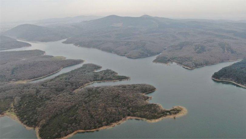 BARAJLARDAKİ SU SEVİYESİ! Son dakika İstanbul baraj doluluk oranı - İSKİ 27 Mart tablosu