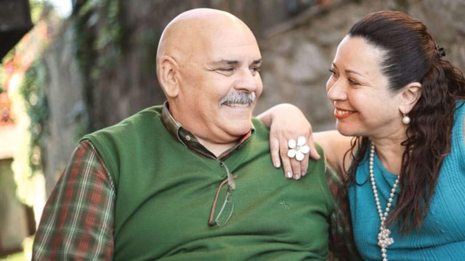 Esra Kazancıbaşı eşi Rasim Öztekin'i özel günde andı