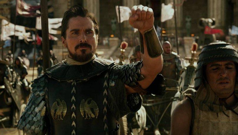 Büyük Göç (Exodus: Tanrılar ve Krallar) filmi konusu ne, oyuncuları kim?