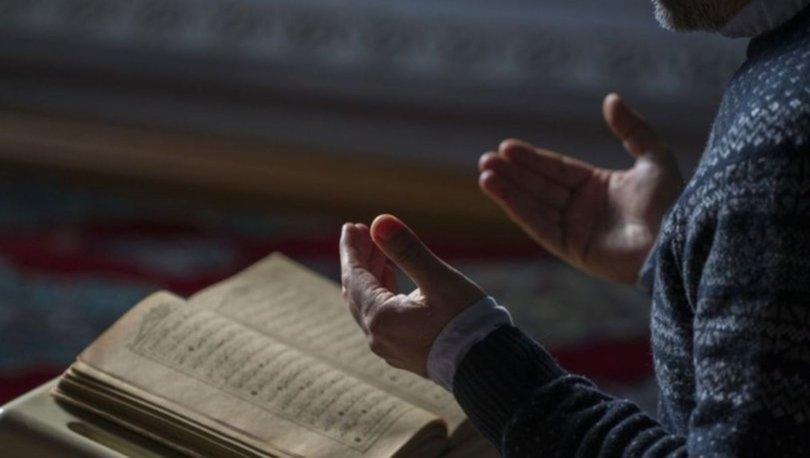 Berat Kandili okunacak dualar nelerdir? Berat gecesi nasıl ibadet edilir? Berat gecesi duası