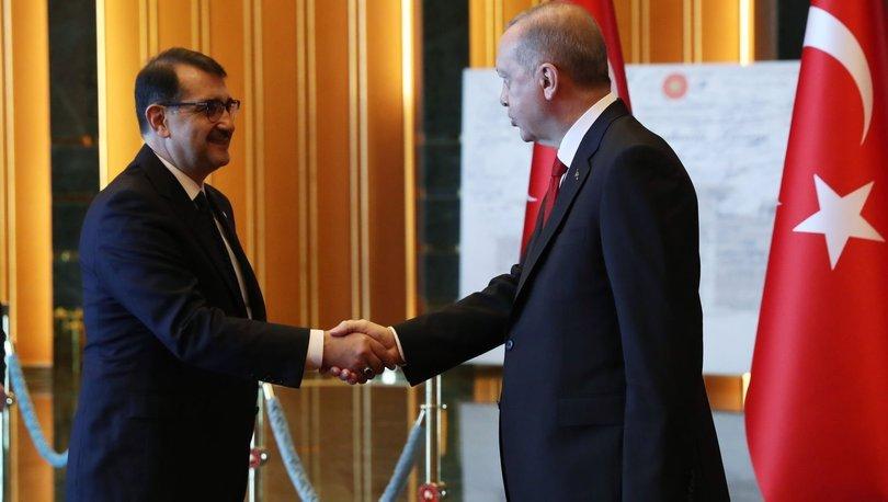 Beştepe'de Cumhurbaşkanı Erdoğan ve bakanlara altın brifingi! - Haberler