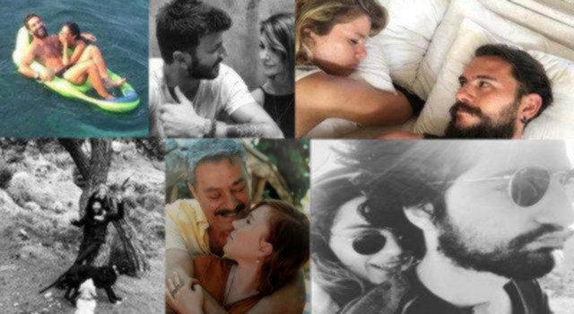 Birkan Sokullu'ya Eda Gürkaynak'tan aşk öpücüğü - Magazin haberleri