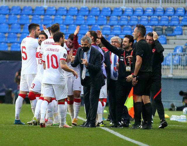 Spor yazarlarından Norveç Türkiye maçı yorumu - Son dakika Spor Haberleri