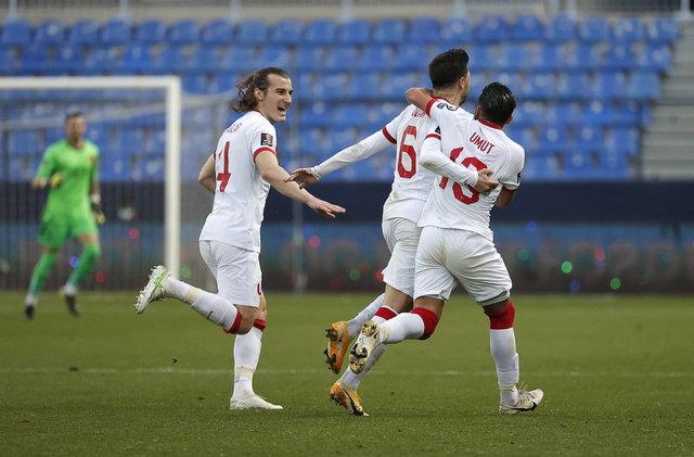AVRUPA FATİHLERİ... Norveç Türkiye maçı Avrupa basınında yankı buldu! - Spor Haberleri