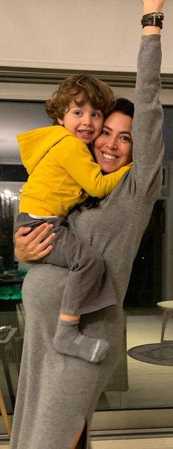 Tanem Sivar ikinci kez anne oldu - Magazin haberleri