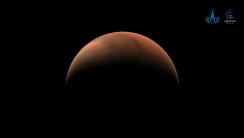Çin, Tianwen-1 keşif aracından gelen yeni Mars görüntülerini yayınladı - Haberler
